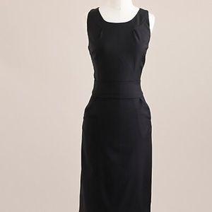 NWOT J.Crew Emmaleigh dress in Super 120s wool